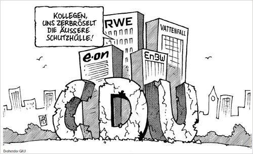 Atomlobby & CDU